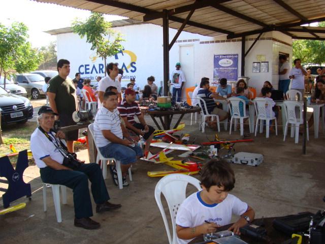 O CEARASAS convida para 1º Encontro CEARASAS de Modelismo.  Nosso_49