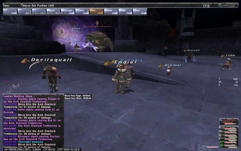 07/02 Arch Overlord Tombstone Ffxi_244