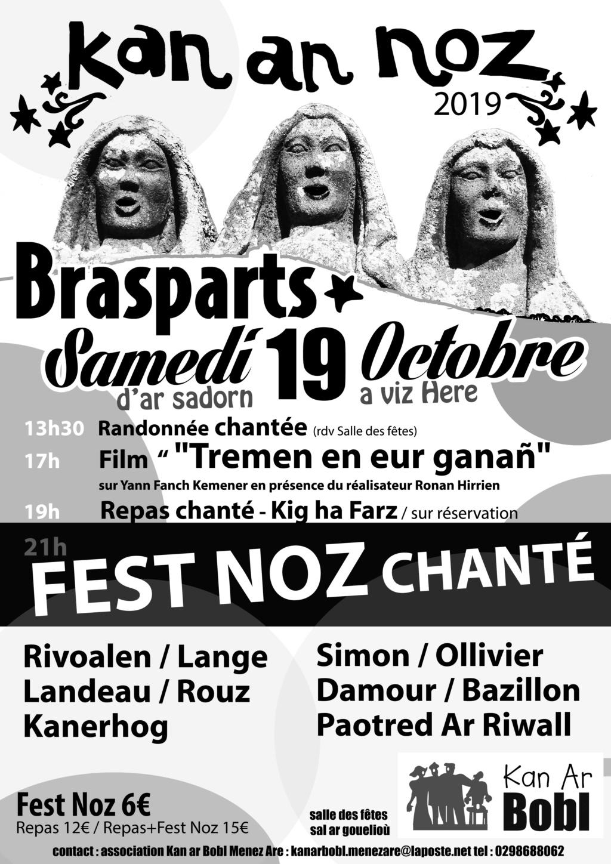Kan An Noz Samedi 19 Octobre Affich17