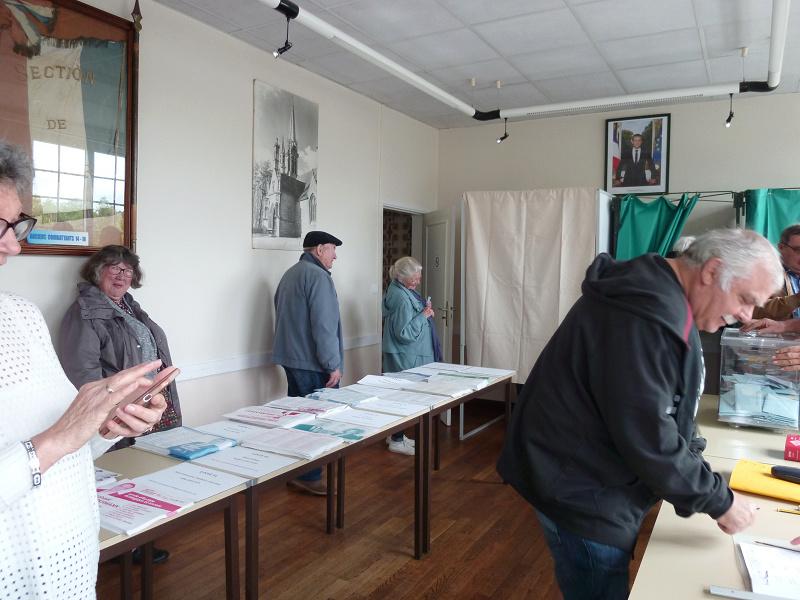 Elections Européennes du 26 Mai 2019 Electi10