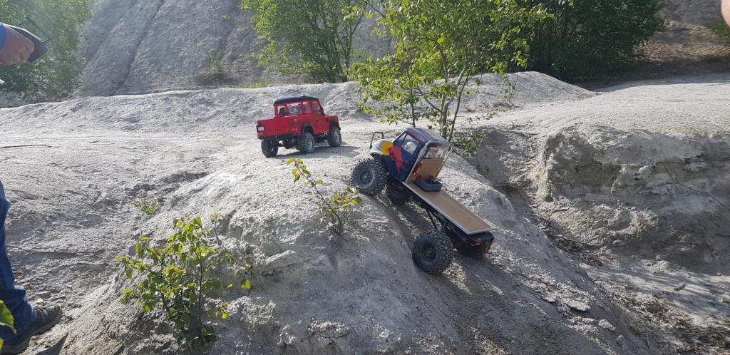 Sorties et Rassemblements Rc Scale Trial 4x4 et Crawler en Loire Atlantique Mai 2019 20190511
