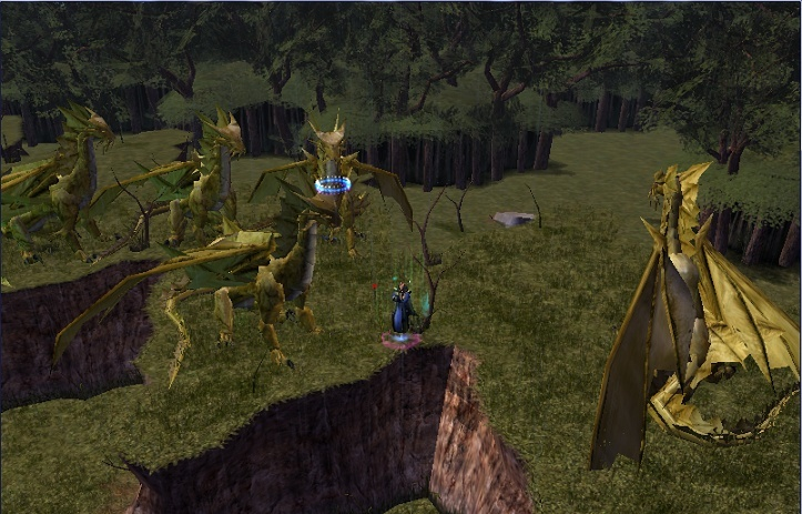 Whats better than a Gold Dragon companion? Fivego10