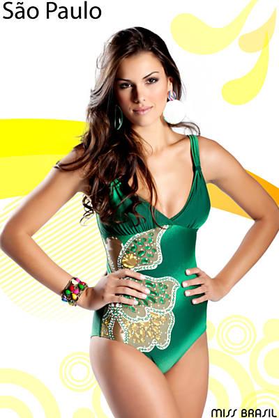 Road to Miss Brazil Univ 2011- Rio Grande do Sul won 1171