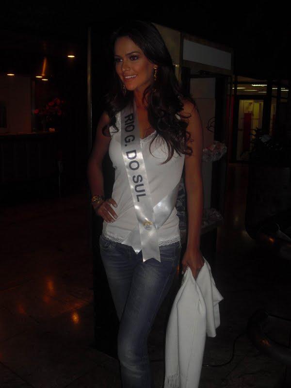 Road to Miss Brazil Univ 2011- Rio Grande do Sul won 1210