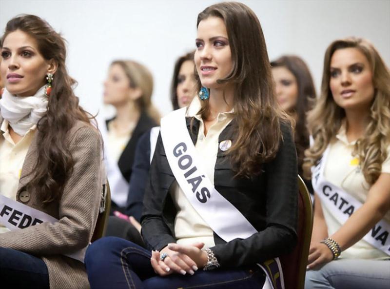 Road to Miss Brazil Univ 2011- Rio Grande do Sul won 1510