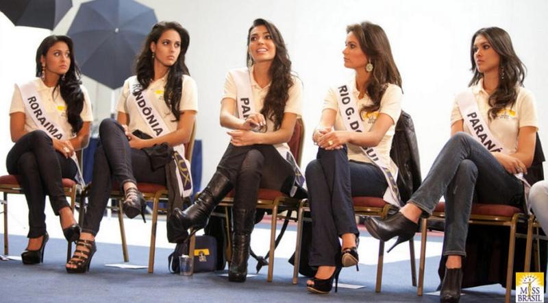 Road to Miss Brazil Univ 2011- Rio Grande do Sul won 1610