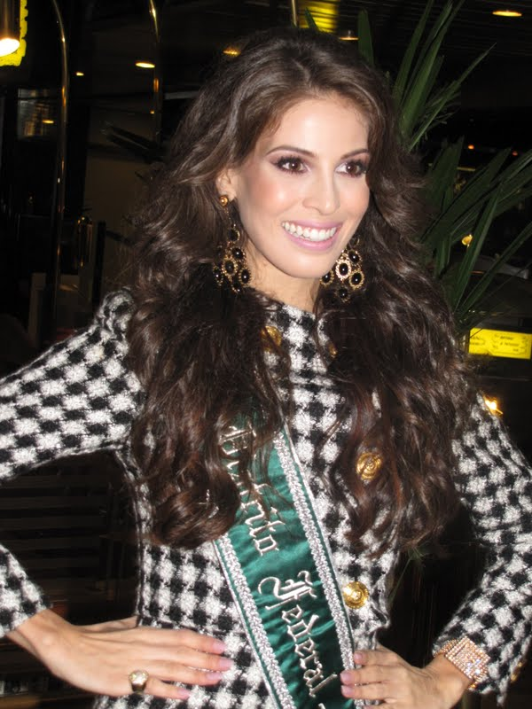 Road to Miss Brazil Univ 2011- Rio Grande do Sul won 256