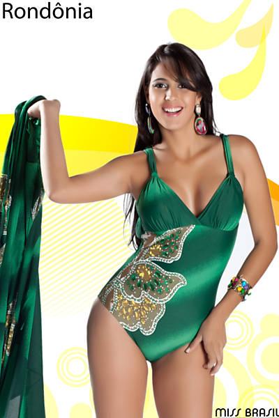 Road to Miss Brazil Univ 2011- Rio Grande do Sul won 272