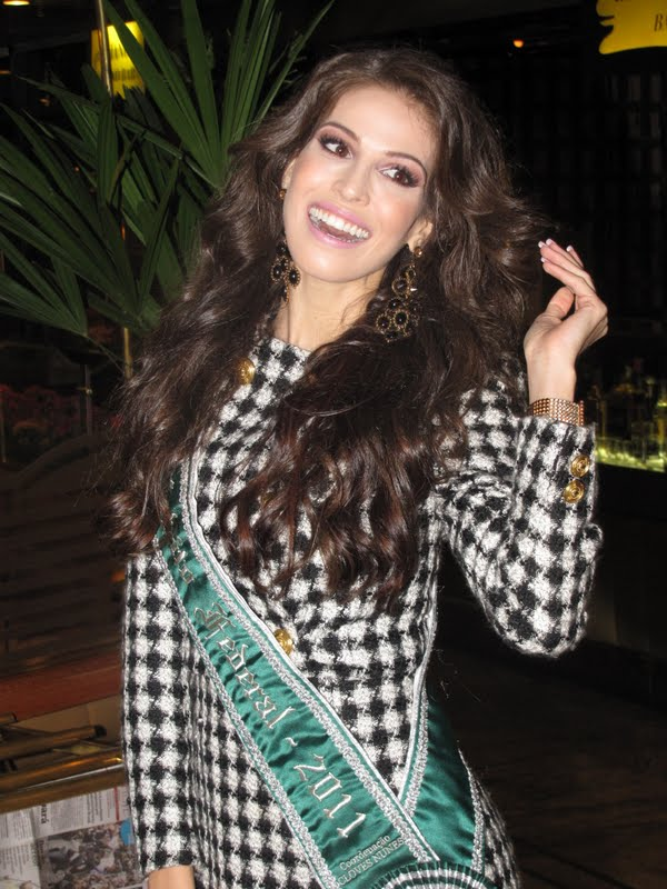 Road to Miss Brazil Univ 2011- Rio Grande do Sul won 328