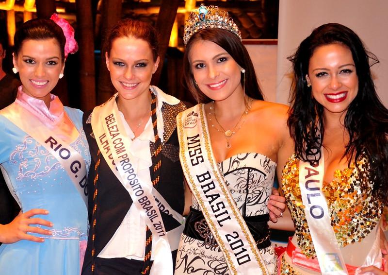 Road to Miss Brazil World 2011 - Rio Grande do Sul won 363
