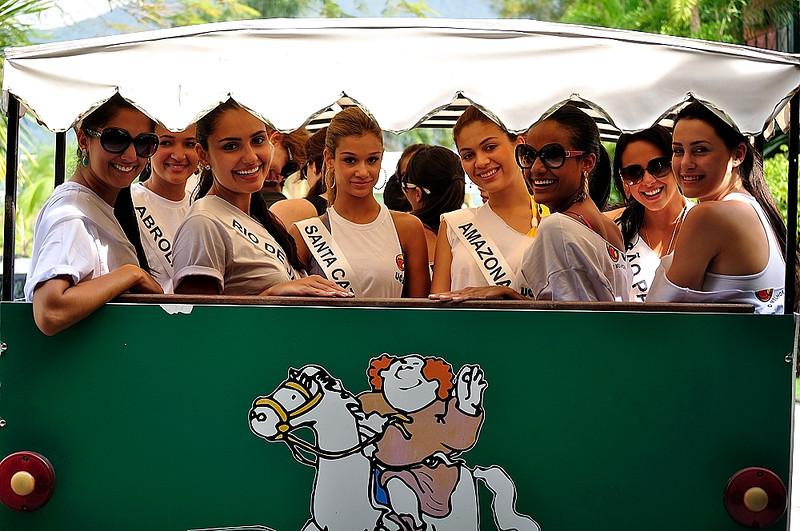 Road to Miss Brazil World 2011 - Rio Grande do Sul won 369