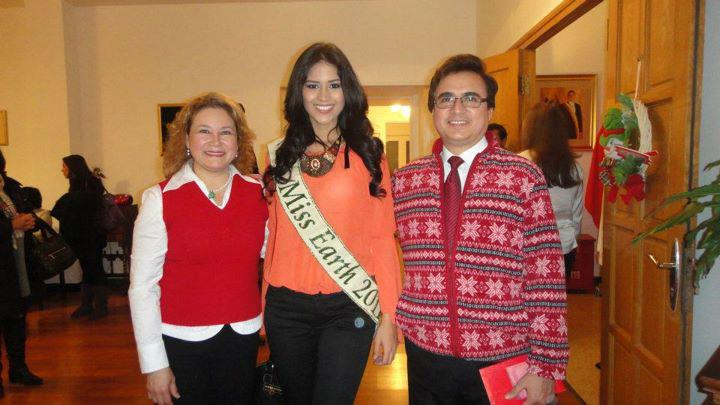 The Official Thread of MISS EARTH® 2011 Olga Alava, Ecuador - Page 2 37756910