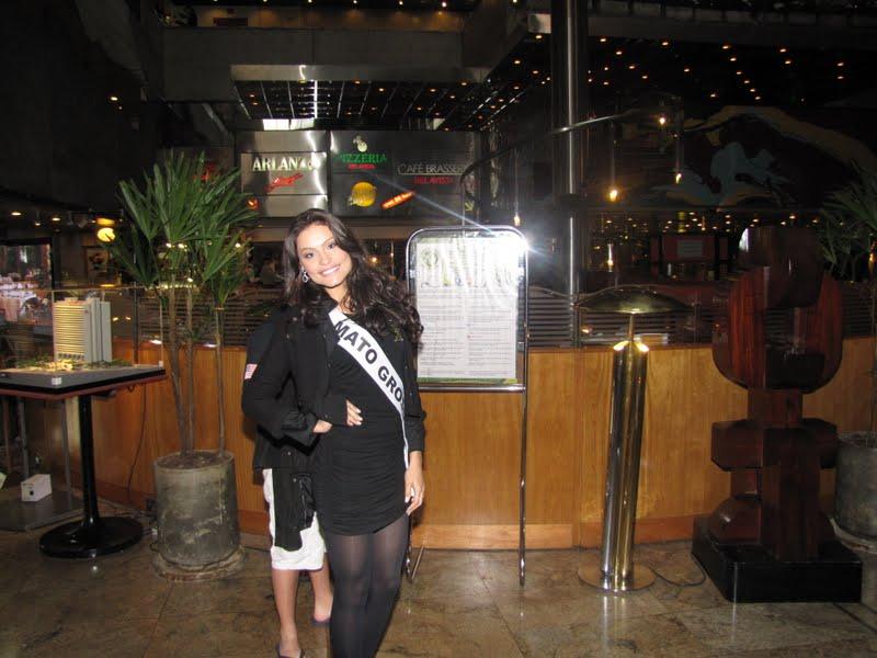 Road to Miss Brazil Univ 2011- Rio Grande do Sul won 611