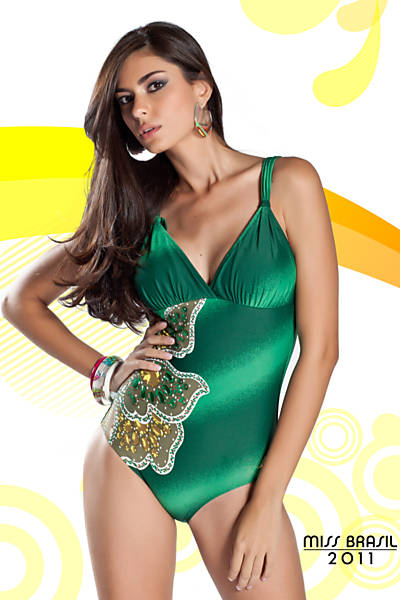 Road to Miss Brazil Univ 2011- Rio Grande do Sul won Amaz10