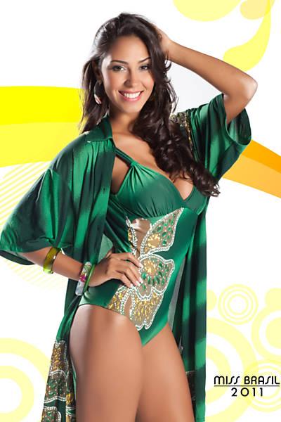 Road to Miss Brazil Univ 2011- Rio Grande do Sul won Ceara10