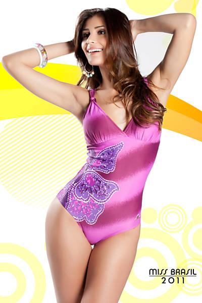 Road to Miss Brazil Univ 2011- Rio Grande do Sul won Es10