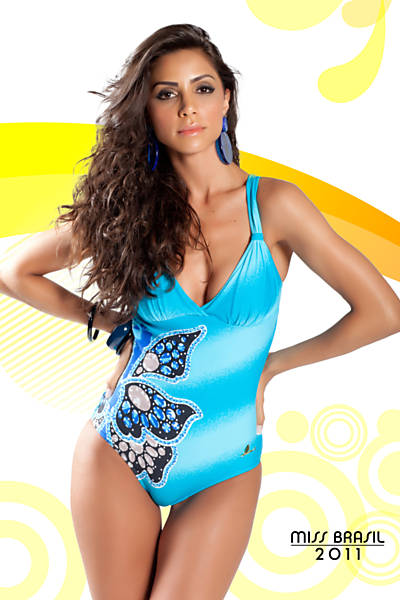Road to Miss Brazil Univ 2011- Rio Grande do Sul won Mg11