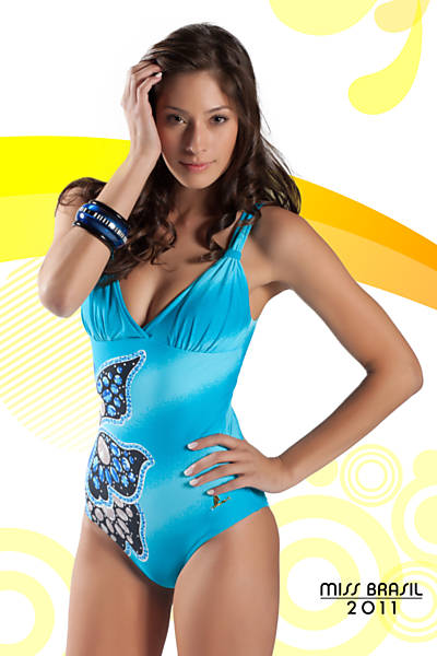 Road to Miss Brazil Univ 2011- Rio Grande do Sul won Mgds10