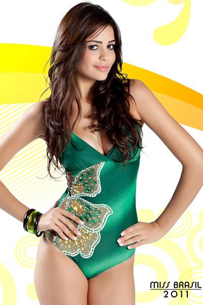 Road to Miss Brazil Univ 2011- Rio Grande do Sul won Para10