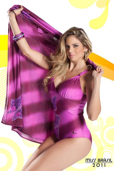 Road to Miss Brazil Univ 2011- Rio Grande do Sul won Pi10