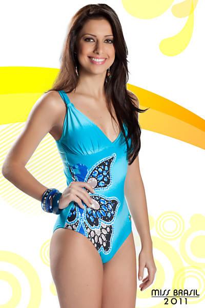 Road to Miss Brazil Univ 2011- Rio Grande do Sul won Rdj10