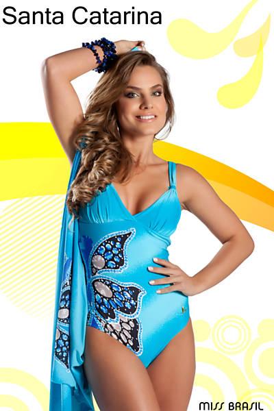 Road to Miss Brazil Univ 2011- Rio Grande do Sul won Sc10