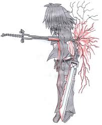 The Bloody Blade