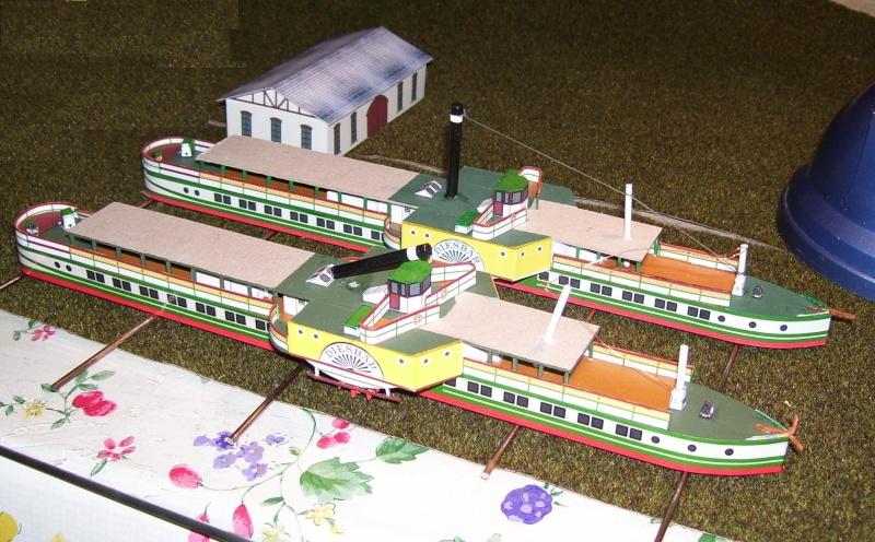 Papiermodelle auf der Modellbahn 100_1417