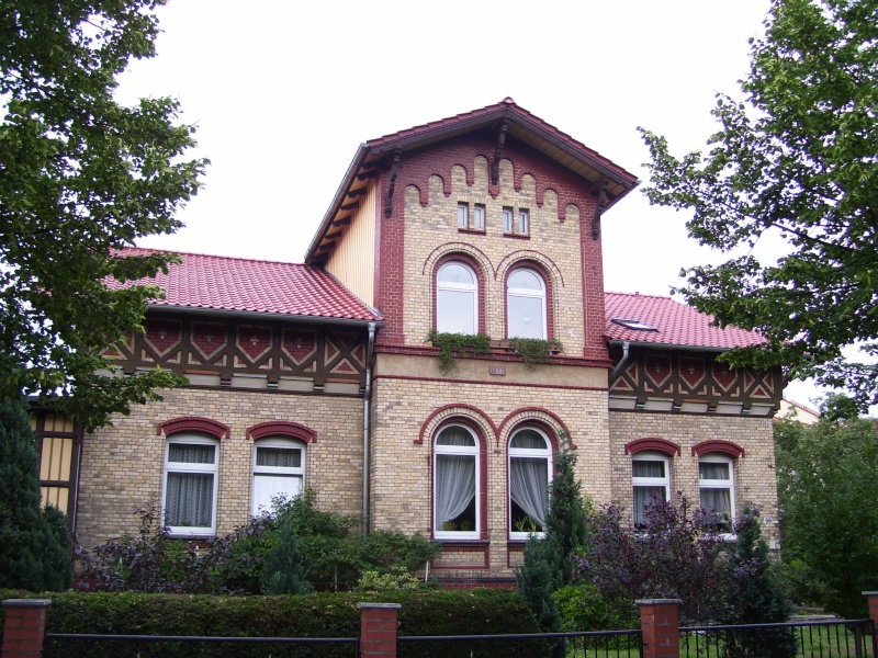 Häuser in Wernigerode 102_1316