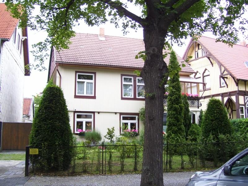 Häuser in Wernigerode 102_1318