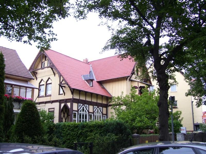 Häuser in Wernigerode 102_1319