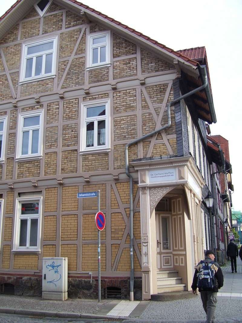 Häuser in Wernigerode 102_1322