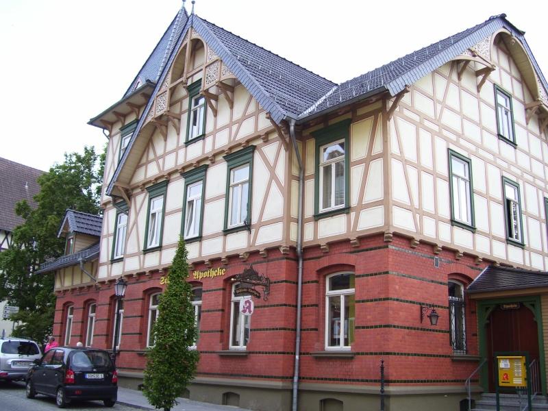 Häuser in Wernigerode 102_1325