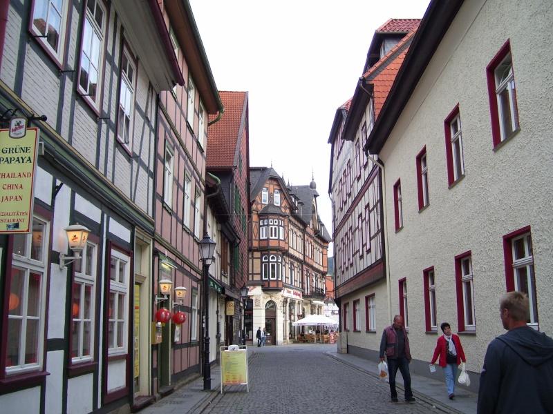 Häuser in Wernigerode 102_1329