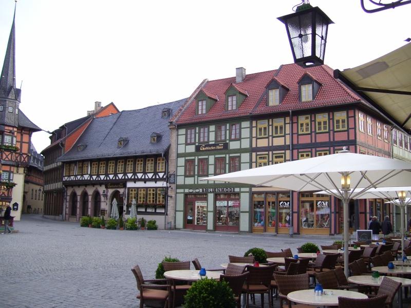 Häuser in Wernigerode 102_1331