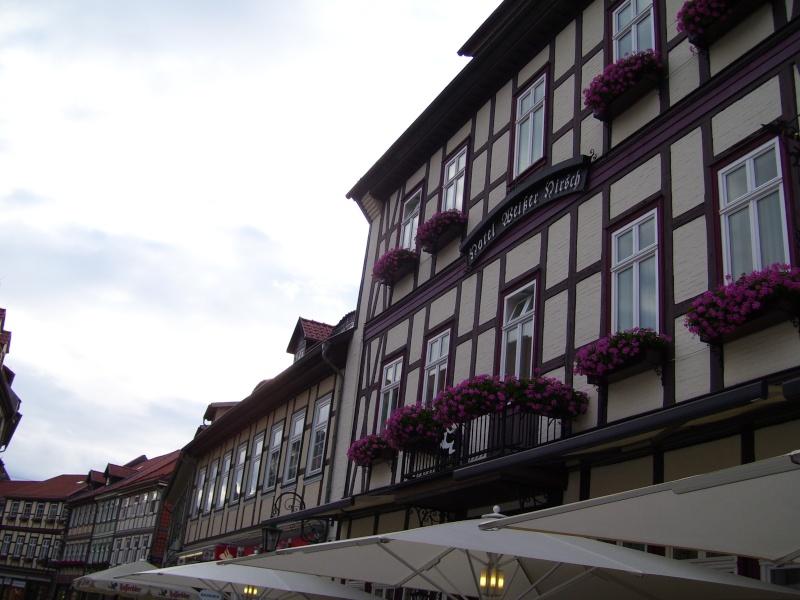 Häuser in Wernigerode 102_1333