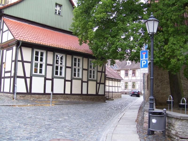 Häuser in Wernigerode 102_1342