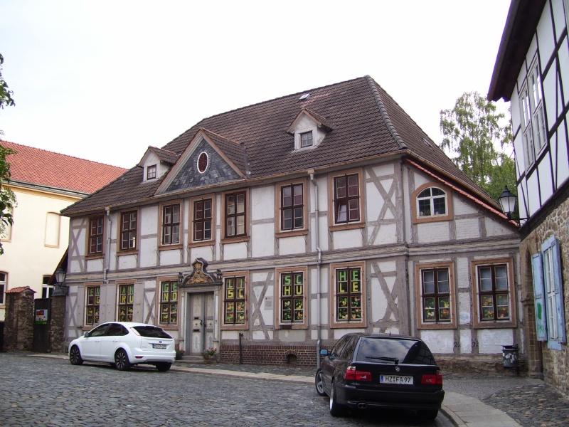 Häuser in Wernigerode 102_1343