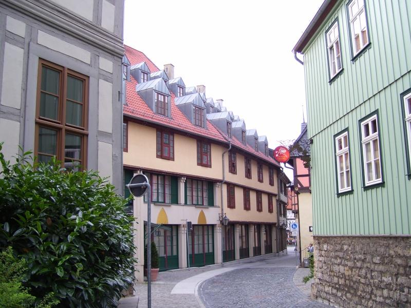 Häuser in Wernigerode 102_1344