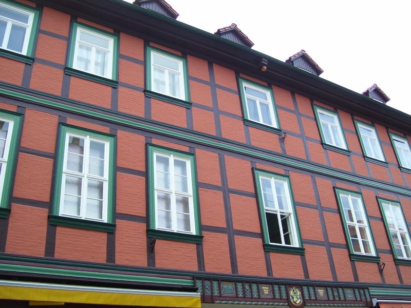 Häuser in Wernigerode 102_1413