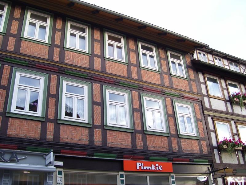 Häuser in Wernigerode 102_1418