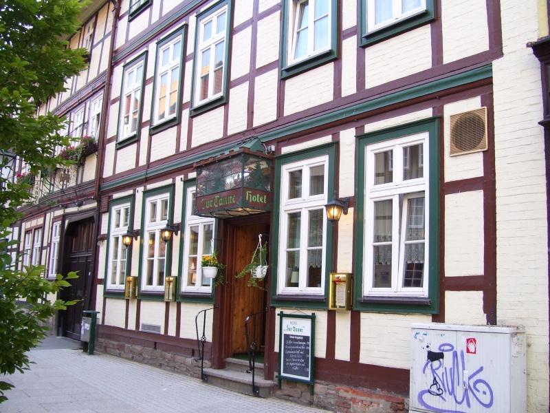 Häuser in Wernigerode 102_1422