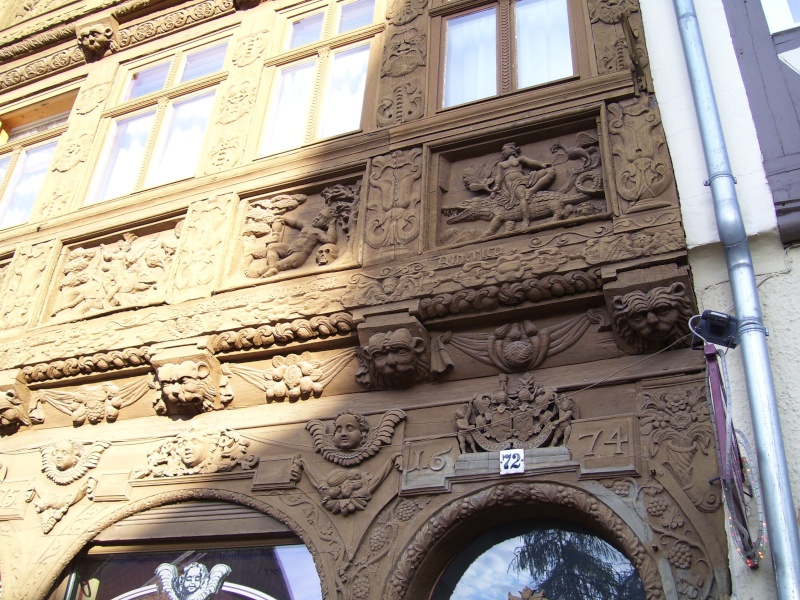 Häuser in Wernigerode 102_1425