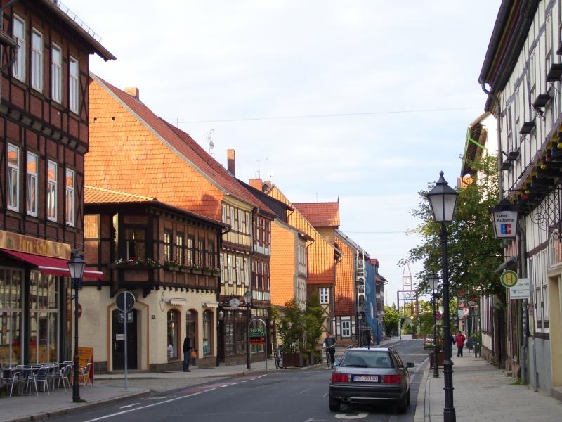 Häuser in Wernigerode 102_1426