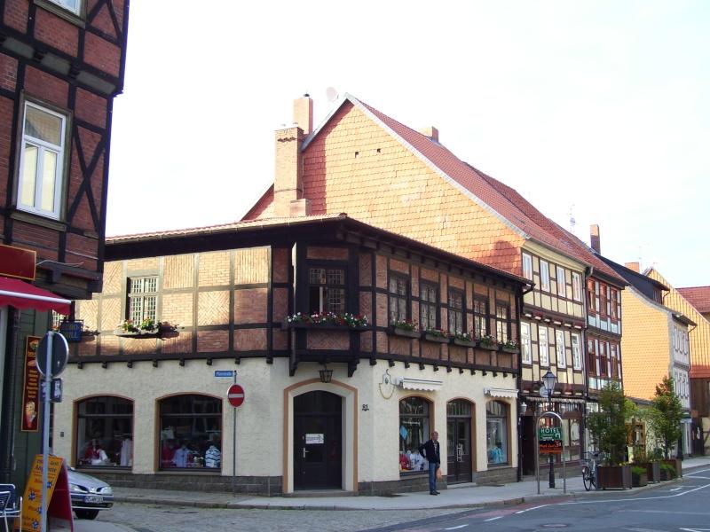 Häuser in Wernigerode 102_1428