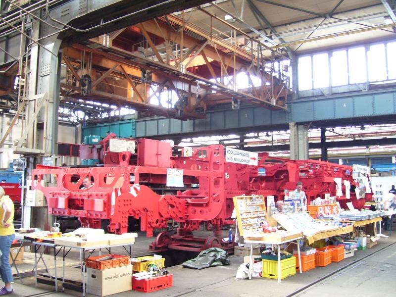Brandopferlok 01 150 wieder betriebsfähig, aber...... 102_8547