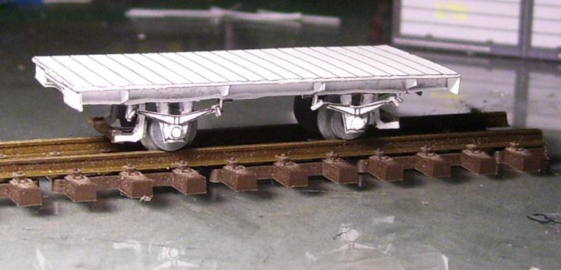 Auf zu neuen Ufern... offener Güterwagen, Gattung 777 der K. Sächs. Sts. E.B. 113_9826