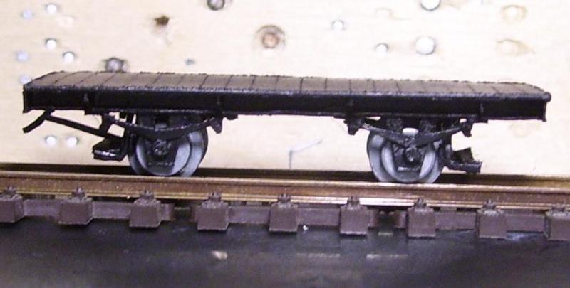 Auf zu neuen Ufern... offener Güterwagen, Gattung 777 der K. Sächs. Sts. E.B. 113_9827