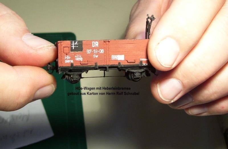 Auf zu neuen Ufern... offener Güterwagen, Gattung 777 der K. Sächs. Sts. E.B. 149-5410