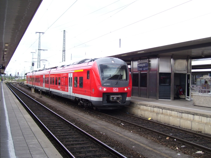 Triebwagen BR 440 der DBAG Br-44010